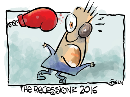 Planning For A Recession