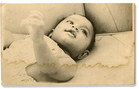 Sean D'Souza Baby Picture