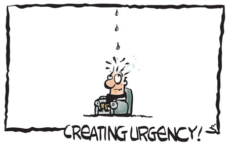 why urgency succeeds like nothing else in a bad economy psychotactics