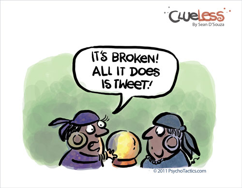 gypsy, twitter, future