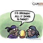 Twitter-Crazy Future: Cartoon