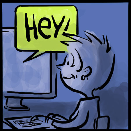facebook, dinner, social media, Sean D'Souza, Psychotactics