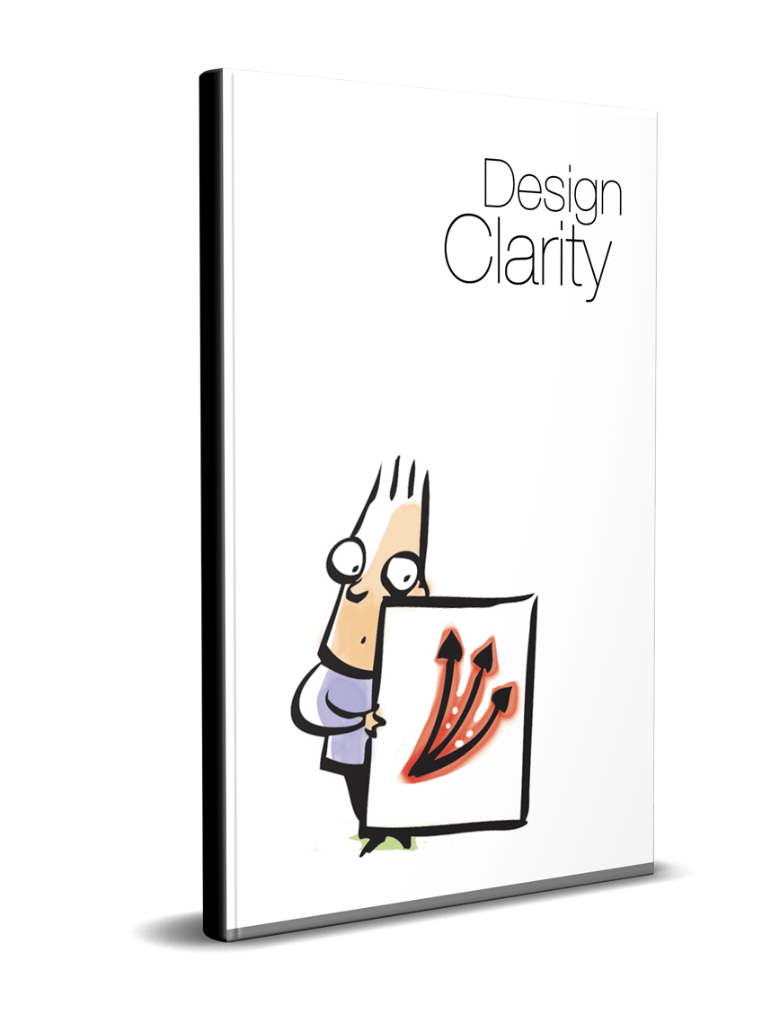 How to design your ebook: Design Clarity