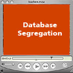 database segregation