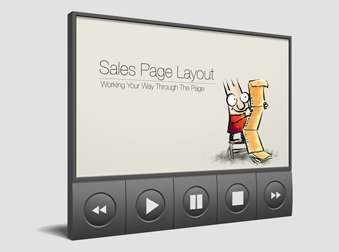 Sales Page Layout: Sales Message