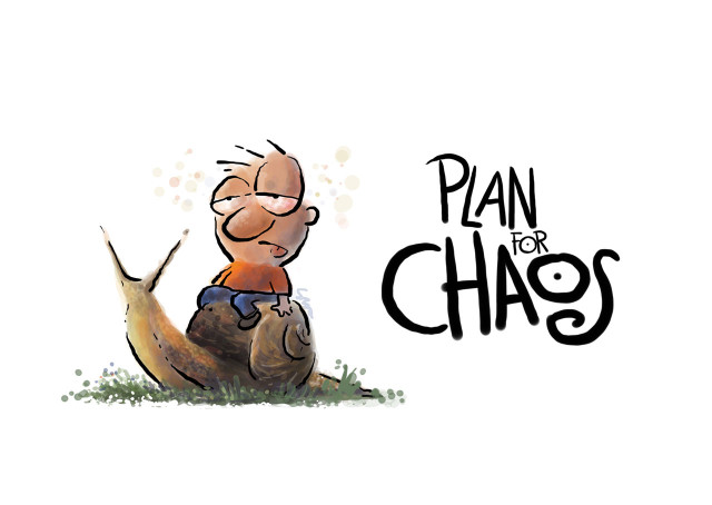 Postcard - Plan For Chaos