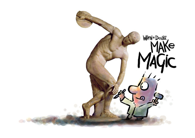 Alt- Make Magic