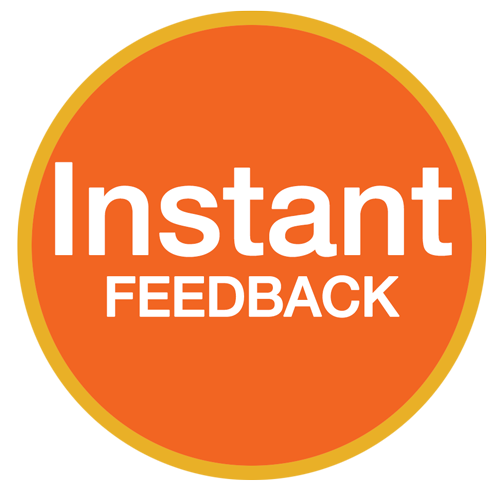 Instant feedback Landing Page Workshop