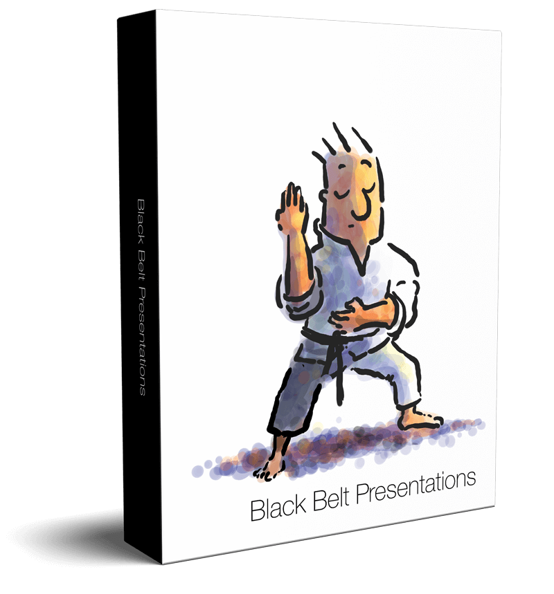 The Black Belt Presentation