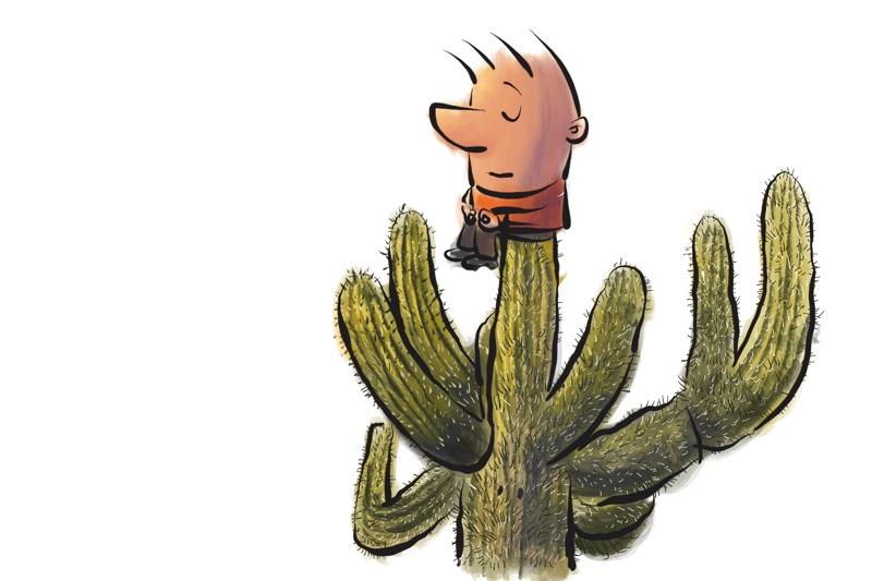 Business Cartoons: Fun cartoons for books, website and presentations