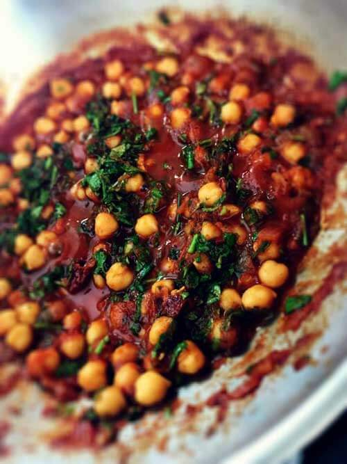 Indian Cooking: Chana Masala: Sean D'Souza