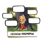 Friday Cartoon: Meditative Mind Mapping: Square Toon: Psychotactics