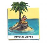 Friday Cartoon: Special Offer: Square Toon: Psychotactics